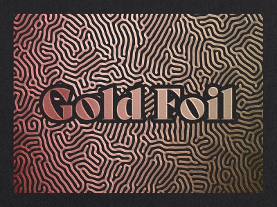 Metallic Foil Logo Mockup template download pixelbuddha psd photoshop presentation identity branding effect minimalistic silver gold embossing mockup logo foil hot metallic