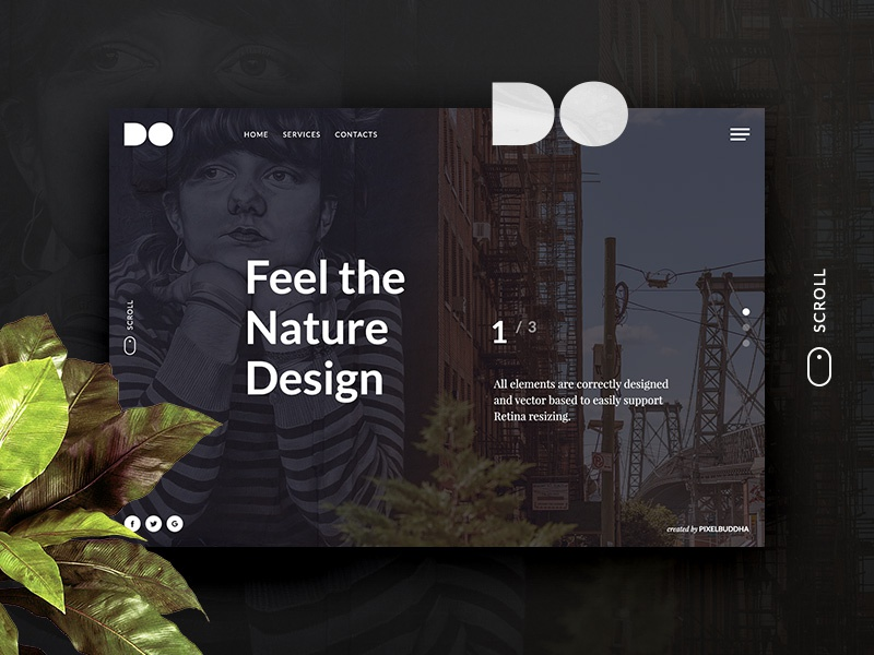 Do UI #2 web ux ui kit ui site do components