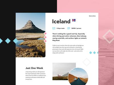 Iceland Tour Landing Lage