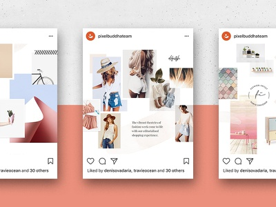 Download Mood Boards Designs Themes Templates And Downloadable Graphic Elements On Dribbble