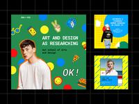 Mono Instagram Templates Kit #9