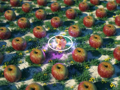 Apple Scatter!