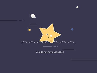 default page space stars ux ui gui page default