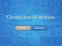 Create social stories
