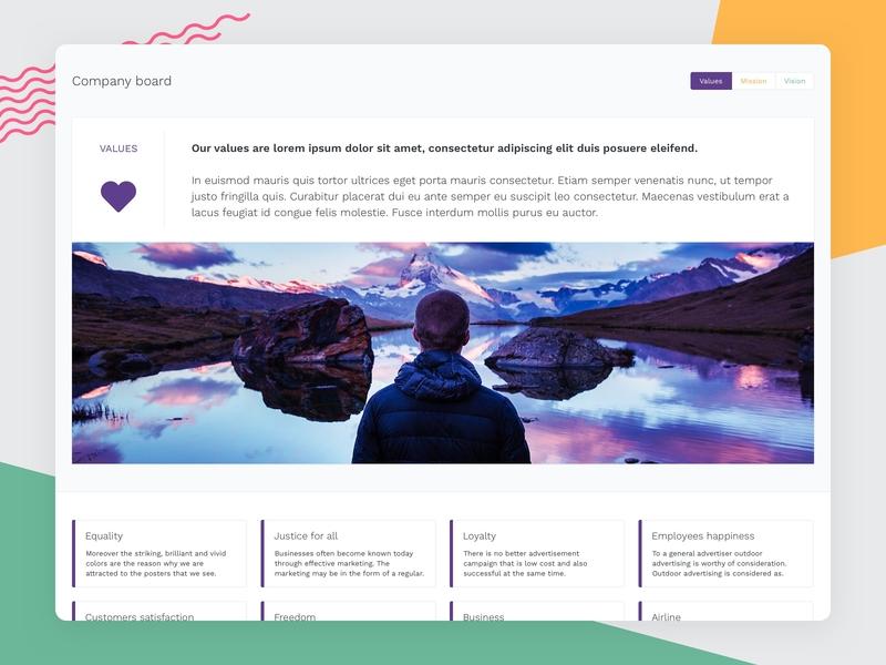 BV • Boards browser