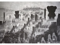 New York 2050, after Andreas Feininger