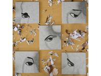 Five eye collages, studio 3