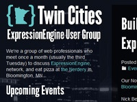 Twin Cities ExpressionEngine User Group