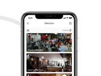 Coffee shop Reservation App