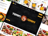 Yummy - Restaurant Website Template