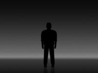 Darkness Self Portrait