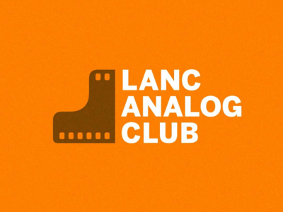 Lanc Analog Club | Logo design