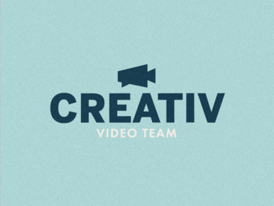 Creativ Video Team | Church Logo