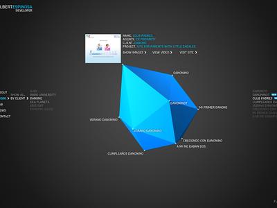 Albert Work ux ui web design