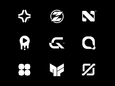 Logo Collection design creativity brand logodesign logos logotypes logo design simple abstract bold minimal logo marks logo designs logotype mark collection logo