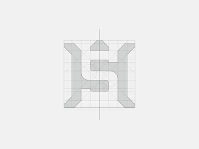 HS + Turtle Logo Grid System