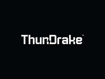 ThunDrake Wordmark