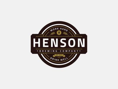 Henson - Brewing Company
