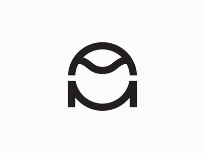 AM monogram clean nature logo planet earth m symbol a symbol am monogram am emblem am symbol am mark m logo a logo am logo am nature minimal branding logo modern creative