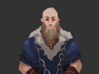 Viking Concept Art