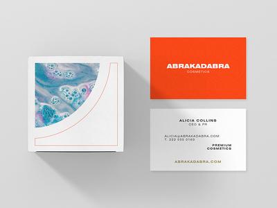 Abrakadabra Cosmetics Identity - Card + Pack