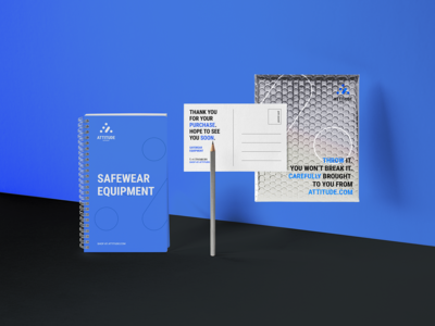 Attitude Safewear Stationery