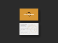 Enigmatyc Shoes Business Cards