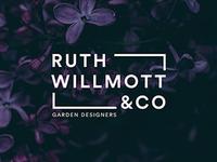 Ruthwillmott Logotype