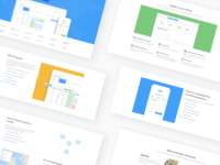 Fountain Landing Page