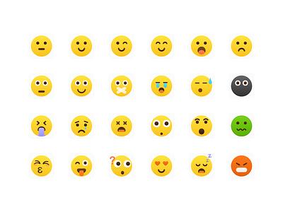 Emoji Set ui logo emoji emoji set icon