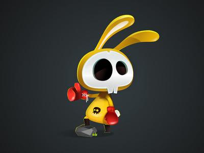 Hitcharide game-design character-design illustration vectors vectober
