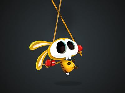 Grapple To Heck game-design character-design illustration vectors vectober