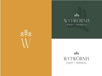 Logo - Wytwórnia ciszy i spokoju animation logotype design typography branding logo
