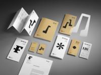 Filharmonia Podkarpacka - visual identity