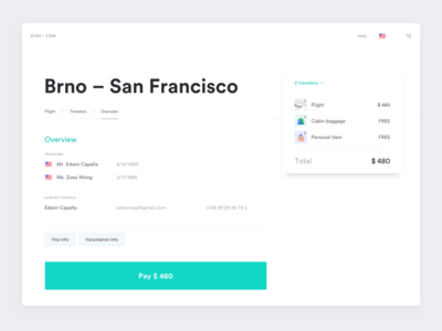 Booking   Overview WIP kiwi form flight circular buy booking