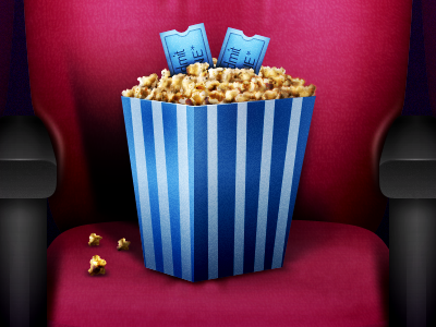Cinema Reservations 512px pinky von pout jelly labs iphone 4 iphone icons icon 512px application chair cinema popcorn seat theater theatre tickets velvet application icon