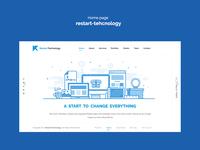 Home page  restart-tehcnology