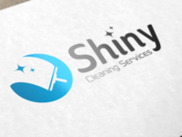 Shiny Cleaning Services Logo