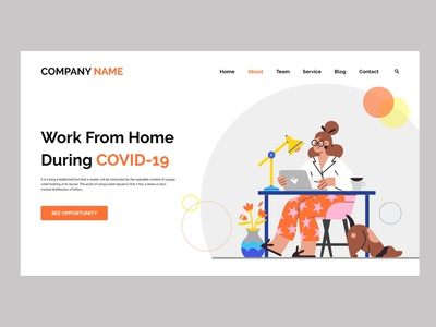 Home Page Illustration brand identity uidesign interfacedesign interface icon brand design adobexd adobe illustrator ux ui