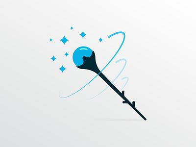 Wand magic wizard create witch wand magic wand