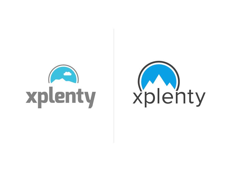 Logo Update redesign xplenty big-data logo update