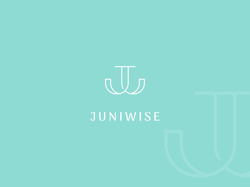 Juni Wise Personal Logo