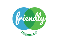 Friendly Design Co. Logo 4.2