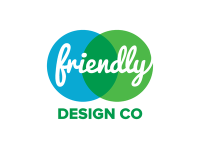 Friendly Design Co. Logo 4.3