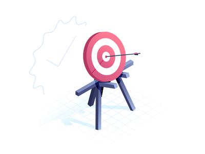 Isometric Target Practice