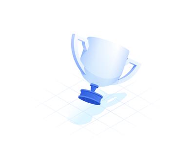 Prize isometric icon