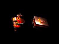 Golden 3d Icons