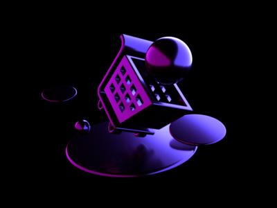 3D icon - illustration