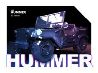 Crystal hummer
