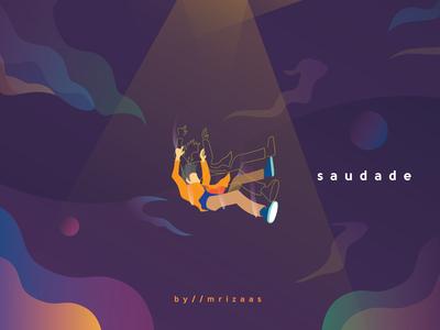 saudade ( from mantra-mantra album by kunto aji )